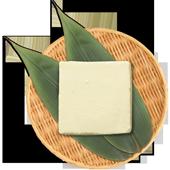 梅の花豆腐